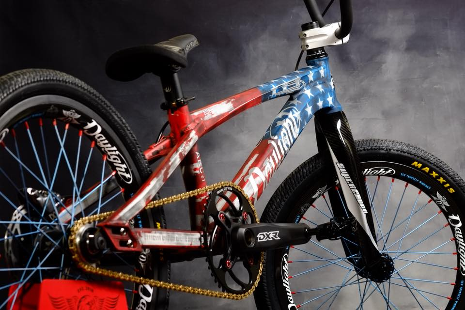 Daylight ArcGlory ARC c1 BMX