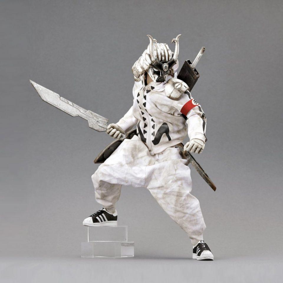 Ghost of Kurosawa white