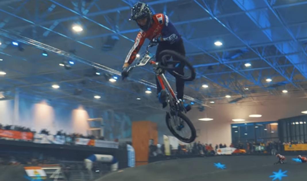indoor BMX ABV Movies