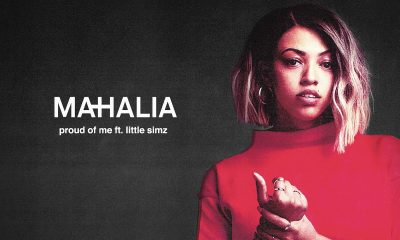 Mahalia Proud of Me song