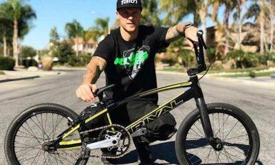 Maris Strombergs Rival Racing BMX