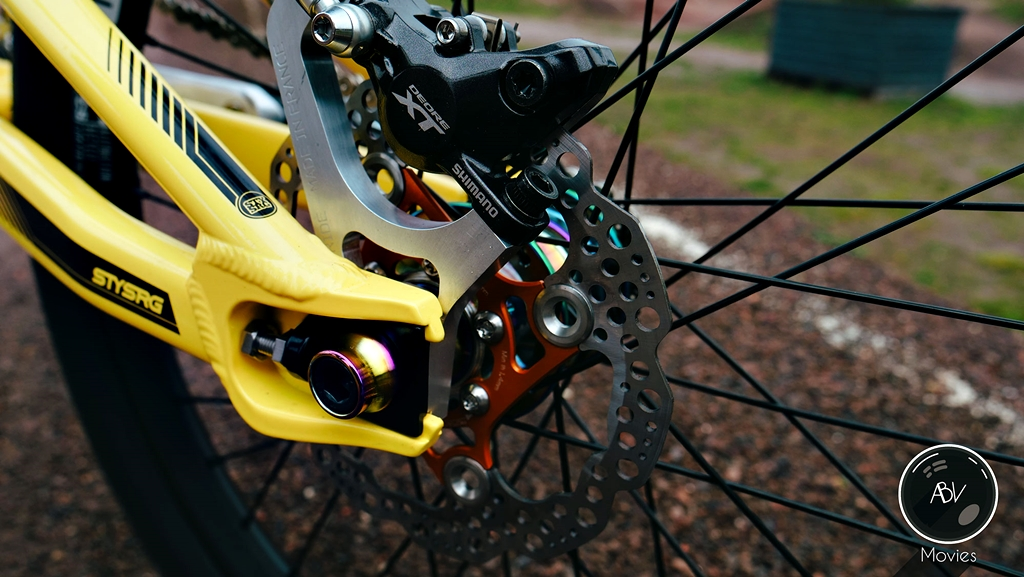 Stay Strong V2 2018 disc brakes