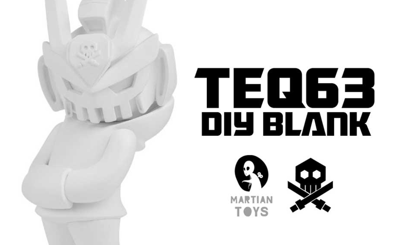 TEQ63 DIY Blank Figure thumb