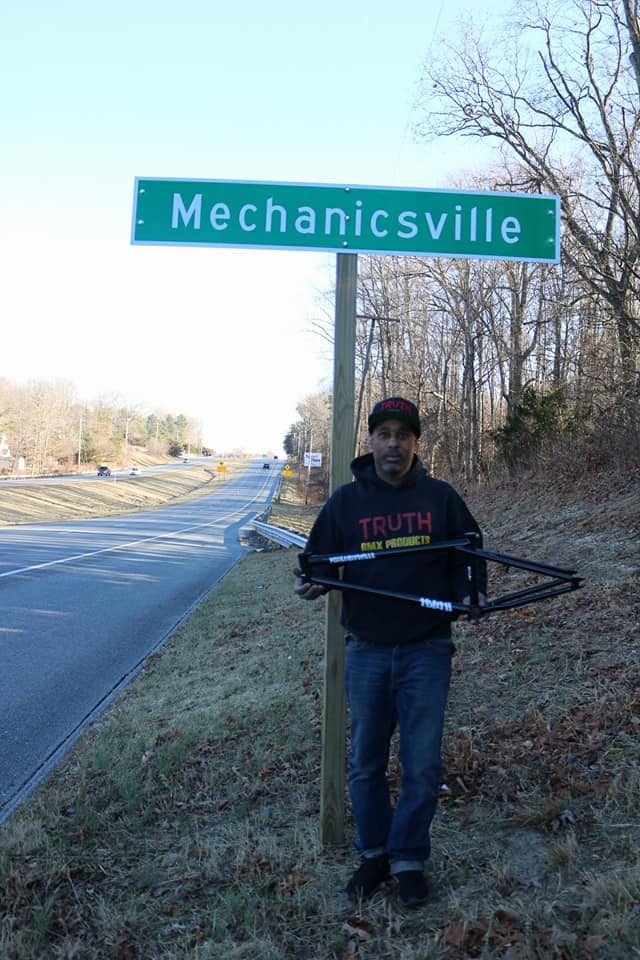 Mechanicsville, MD, eric spears