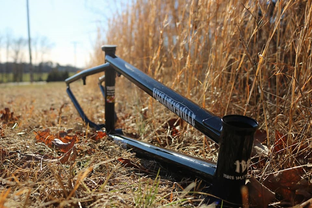 Truth BMX Mechanicsville frame