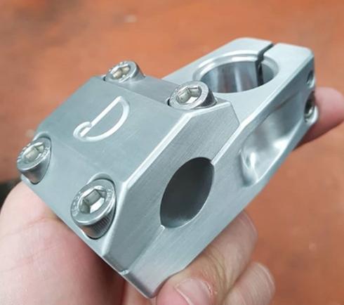 dale designs top load stem polished
