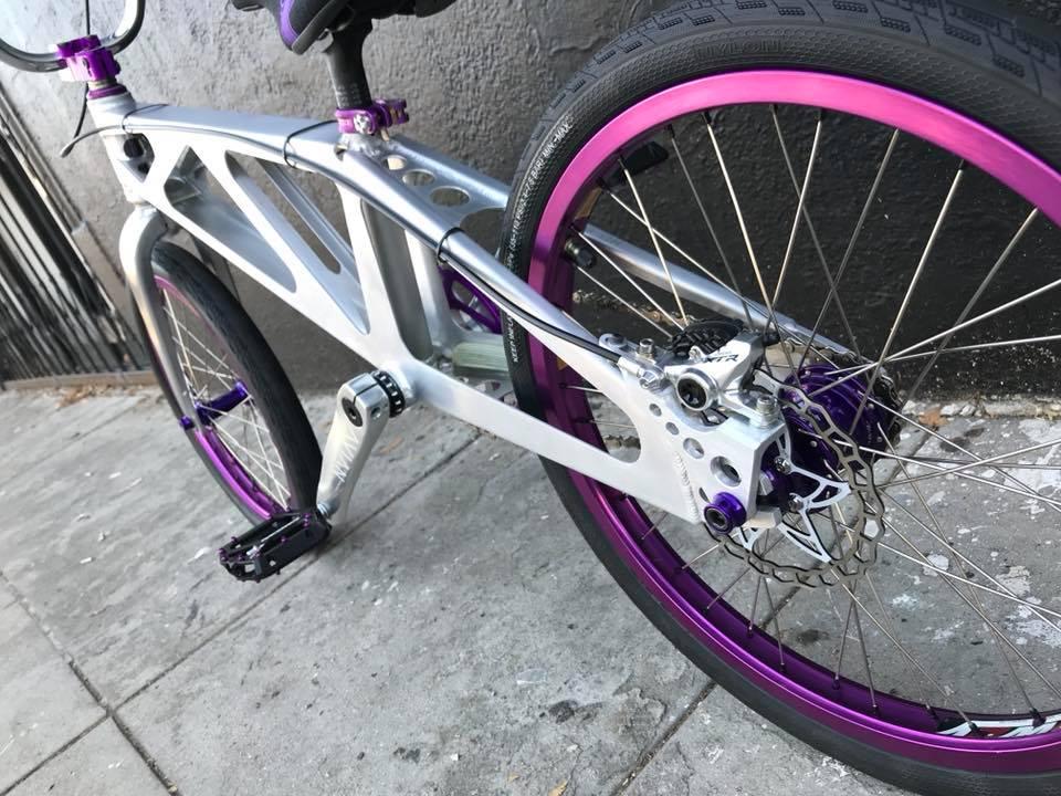jayhawk BMX disc brakes