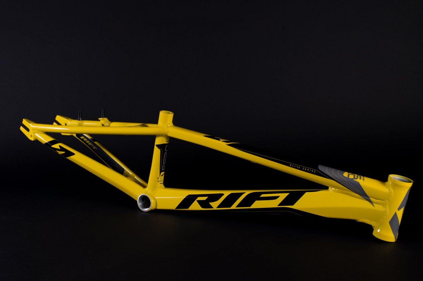 2018 Rift ES20 BMX racing Frame yellow