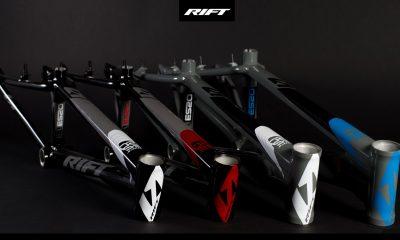 2018 Rift ES20 BMX Race Frames