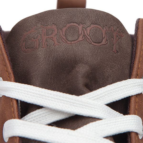 Baby Groot Sneakers tongue print