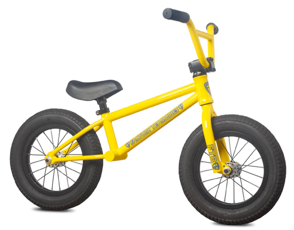 FTB flying banana balance bike