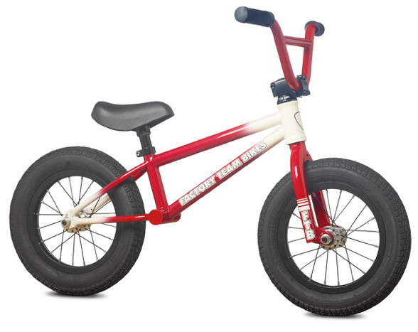 FTB Balance Bike, phone home