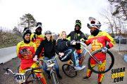 Cycle squad maniacs eht bmx