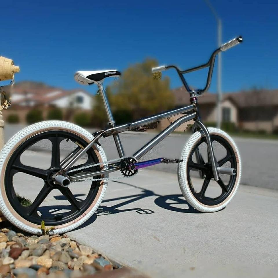Legend bike co Former Pro bmx frame 20