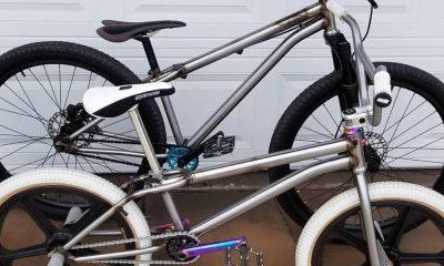 legend bike co, former pro bmx frames