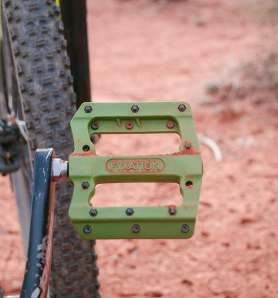 Mesa MP platform pedals fyxation