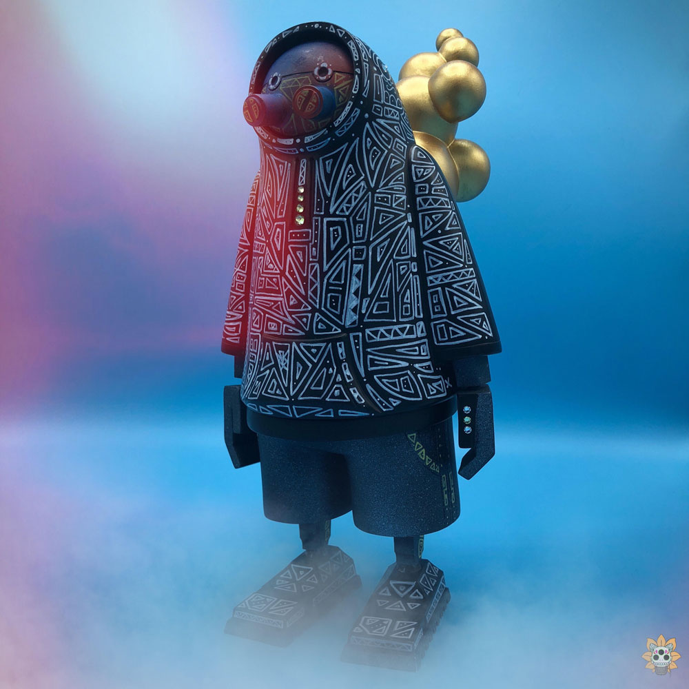 RAIN OF TLALOC figure