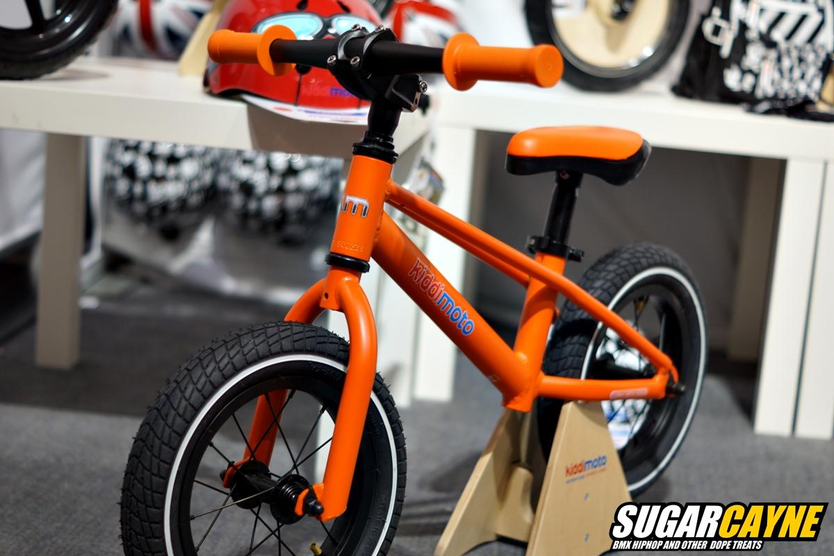 kiddimoto, mountain bike balance bike
