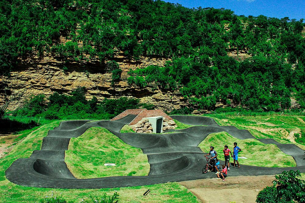 Velosolutions Durban Pump track