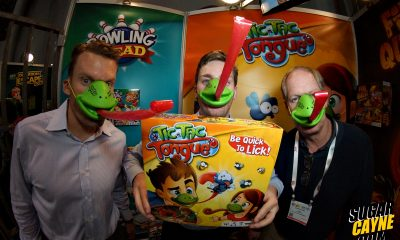 Tic Tac Tongue, Yulu toys, toy fair