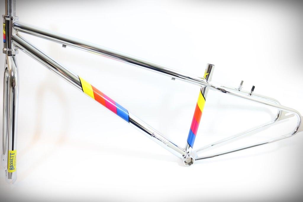 bassett BMX Ronin series