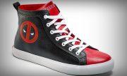 deadpool think geek sneakers