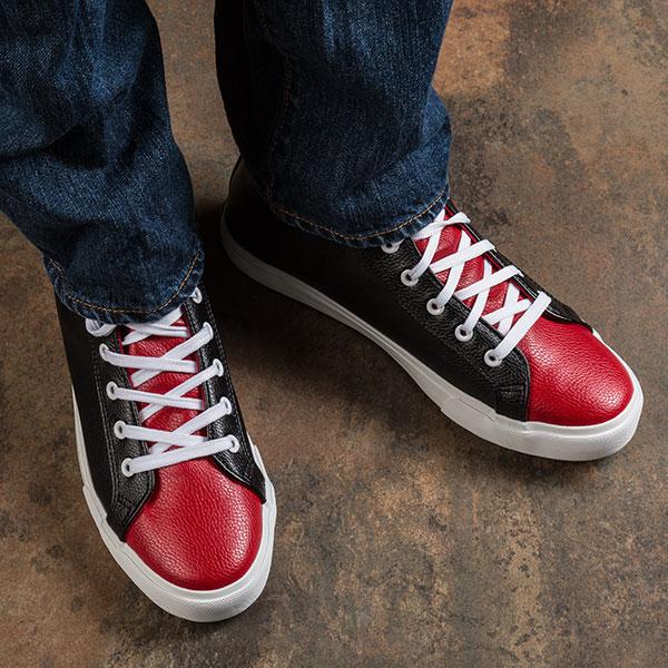 deadpool sneakers top