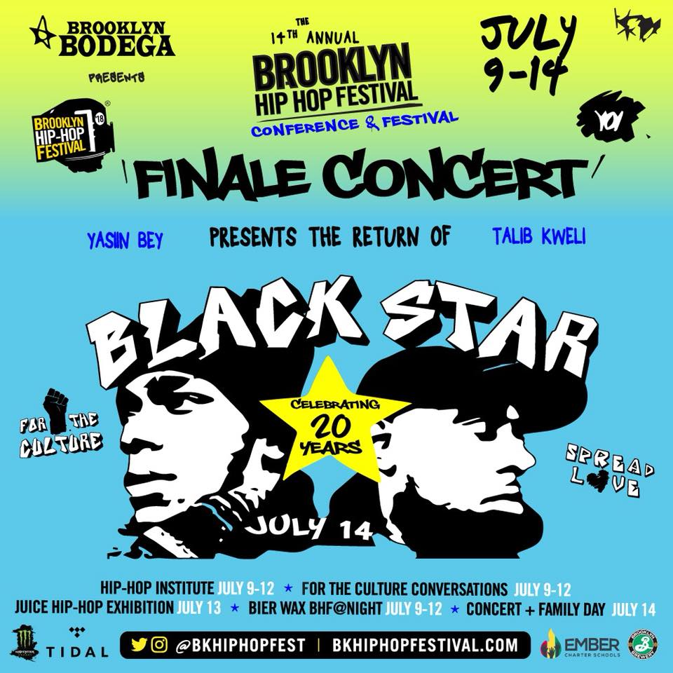 Black Star BHHF 2018