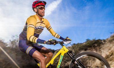 Reggie Miller races CX MTB
