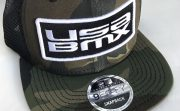 USA BMX New Era Snap Back Camo thumb