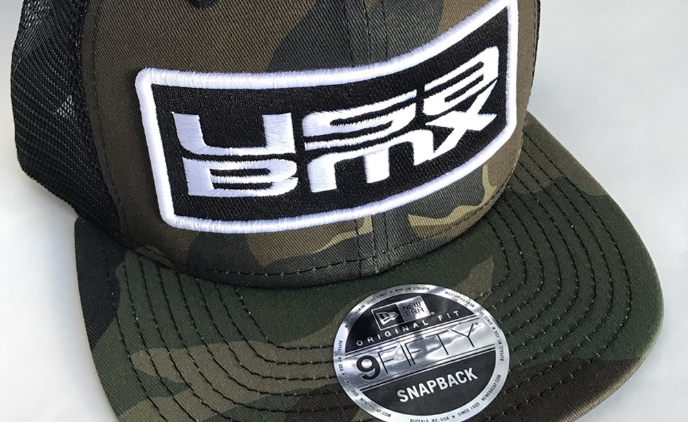 USA BMX New Era Snap Back Camo thumb
