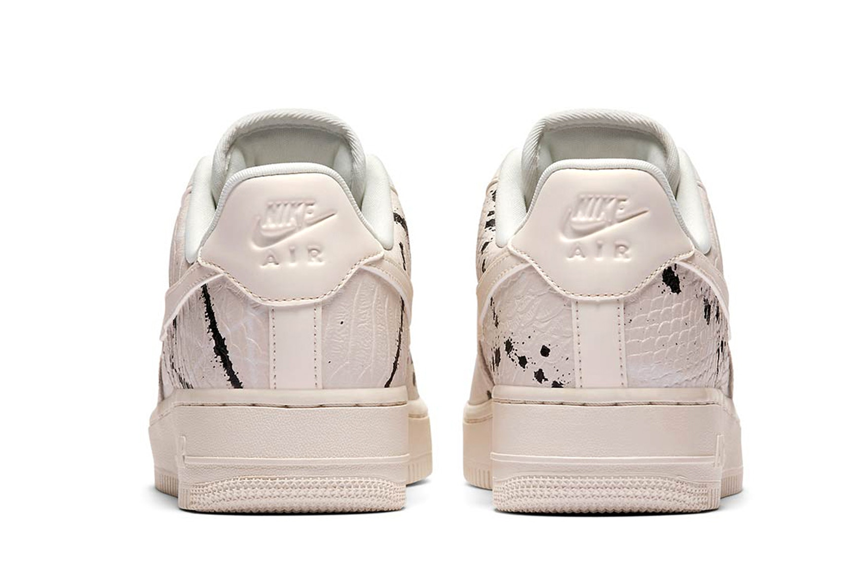 """f489253b6ad9 You can get you feet in a pair of The Nike Air Force 1 """"Phantom Snakeskin""""  at select Nike UK locations for £90 GBP (approx  110 USD)."""