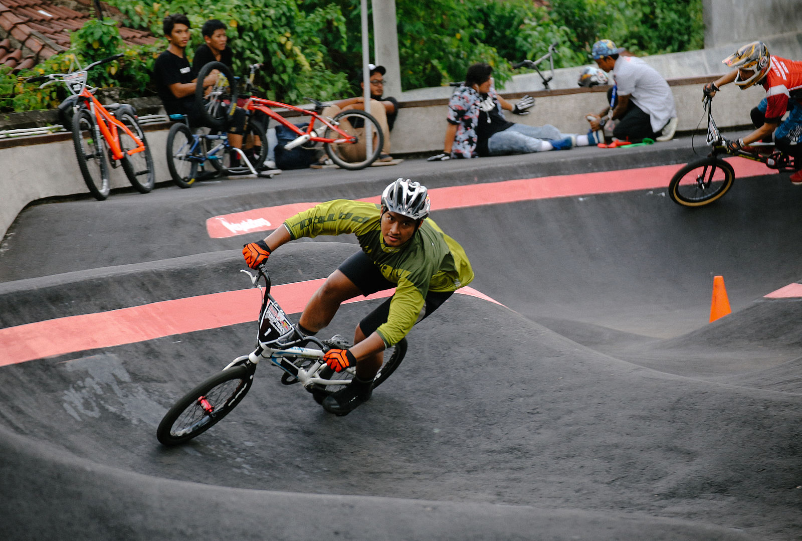 pump track world champion bali