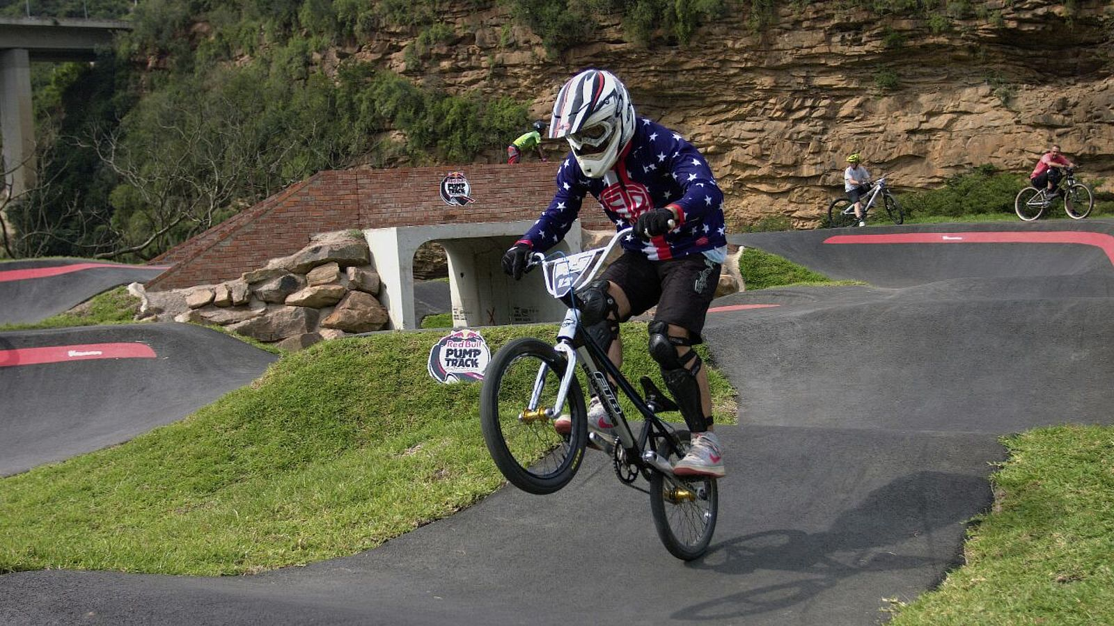 Red Bull Pump Track Durban Qualifier