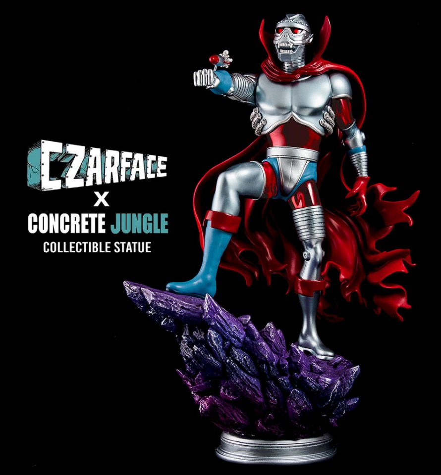 Czarface-Figure logo main