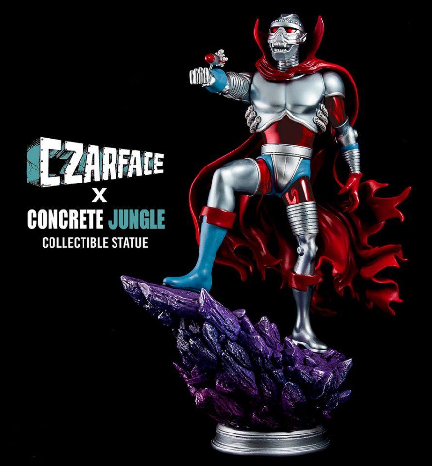 Czarface-Figure logo main
