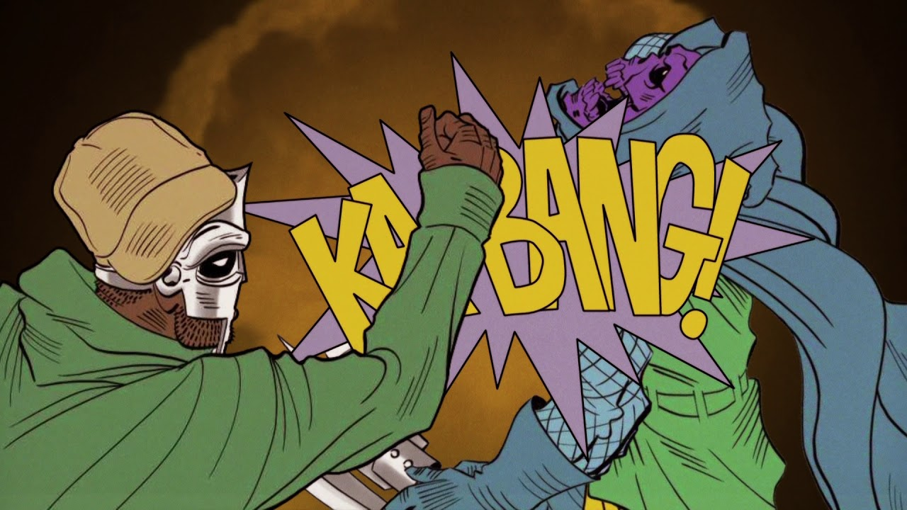 czarface mfdoom cartoon video