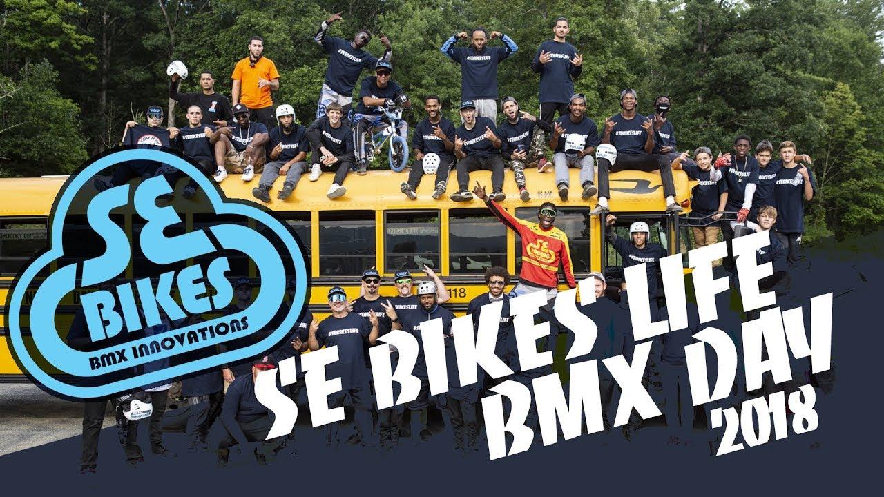 SE BIKESLIFE BMX DAY At The Track