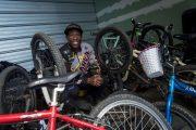 howard cato flood the street with bikes
