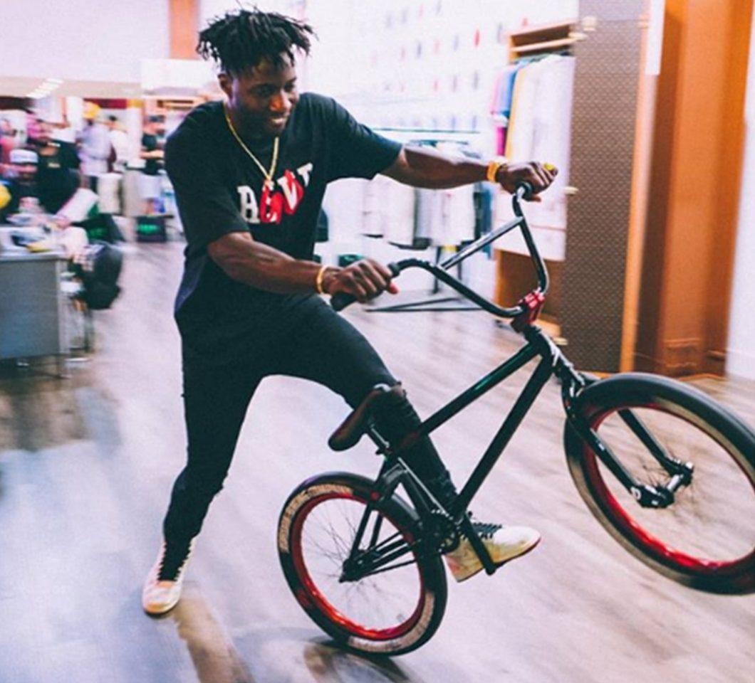 Jordan Biking bmx nigel 1