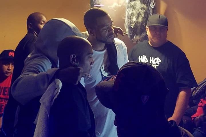 Gee pro, Method Man , Ja rule