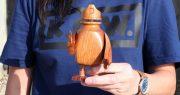 Kano kid wood bodega figure