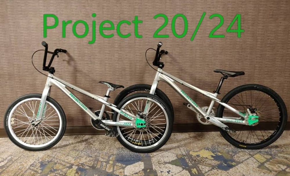 Yess BMX Project 20-24