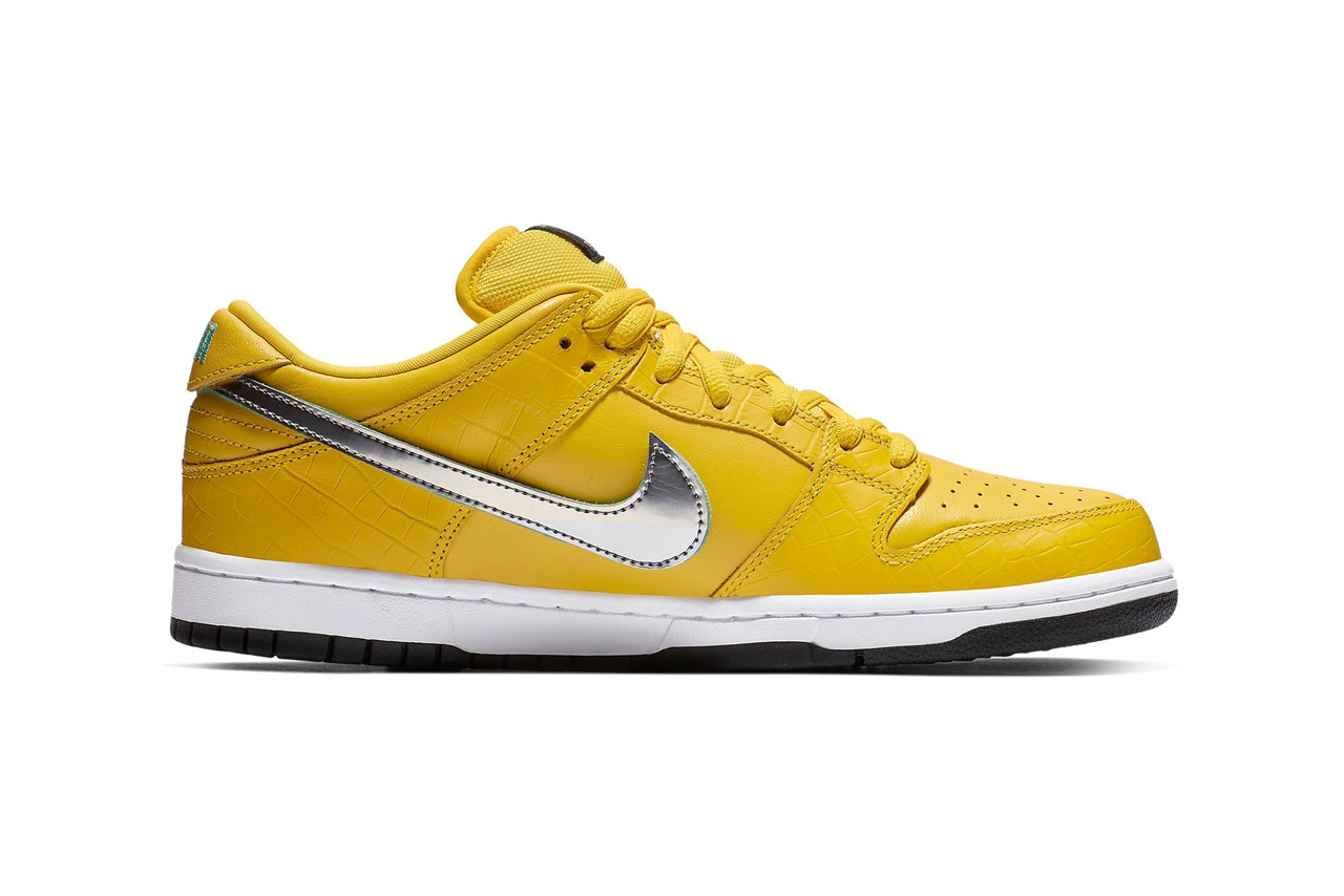 nike sb-diamond-supply-yellow