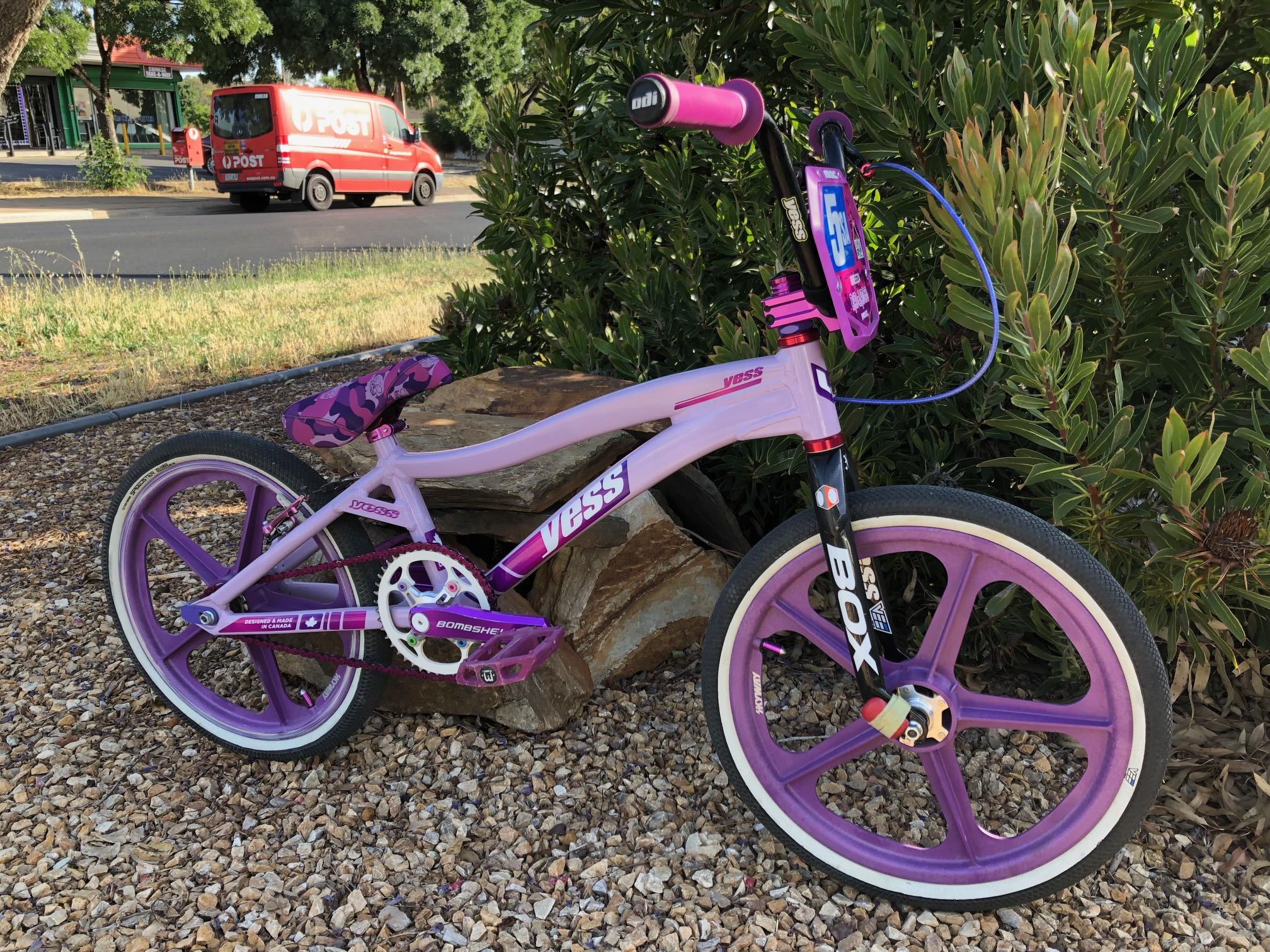 purple YESS Pro XL