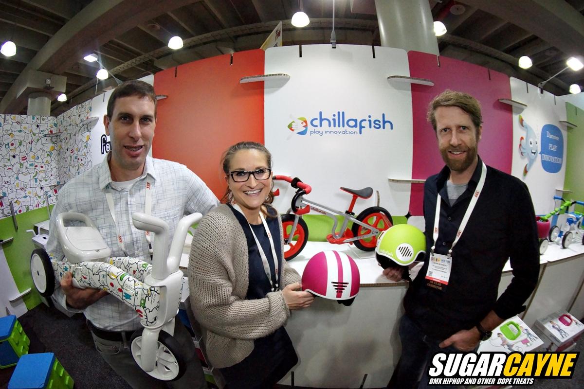 toy fair Chillafish 2018