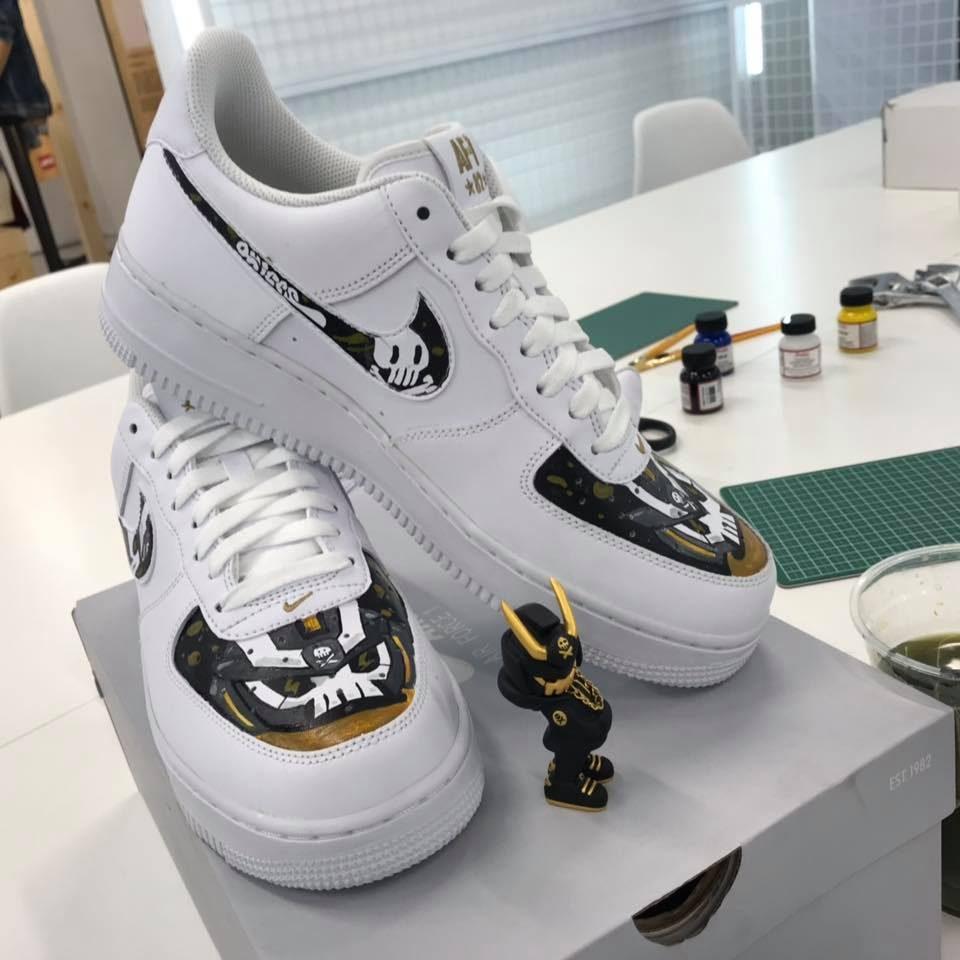 Quiccs Teq63 AF1 Nike