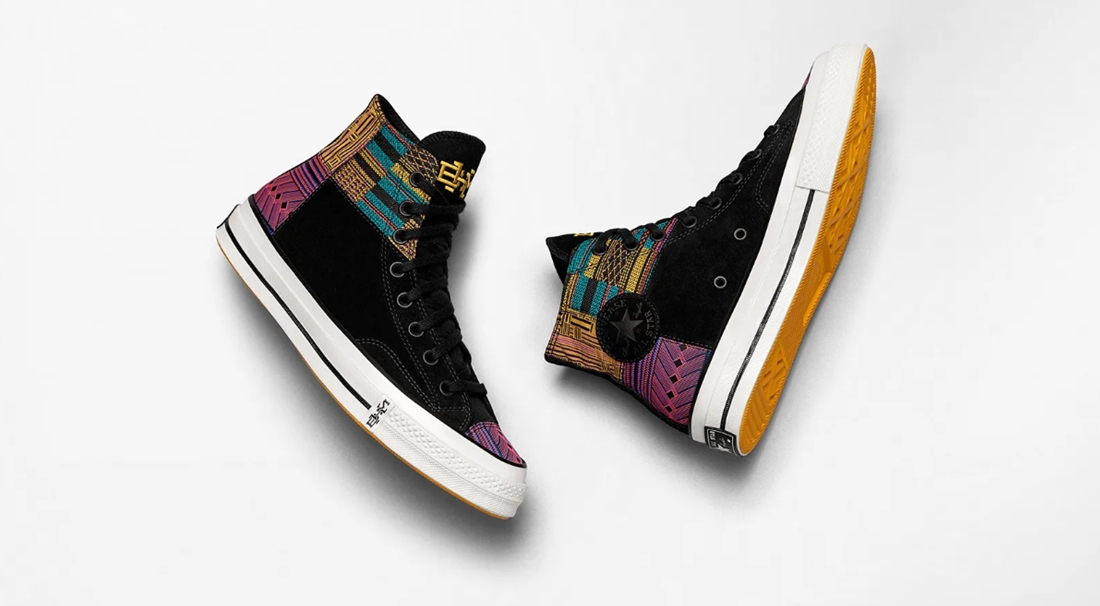 black history month converse