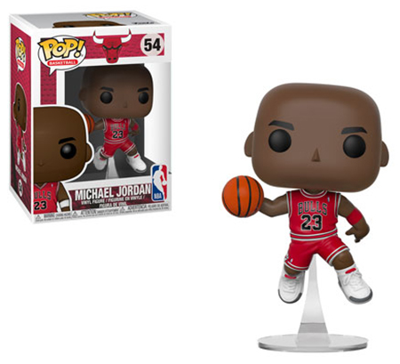 michael jordan funko 54 footlocker