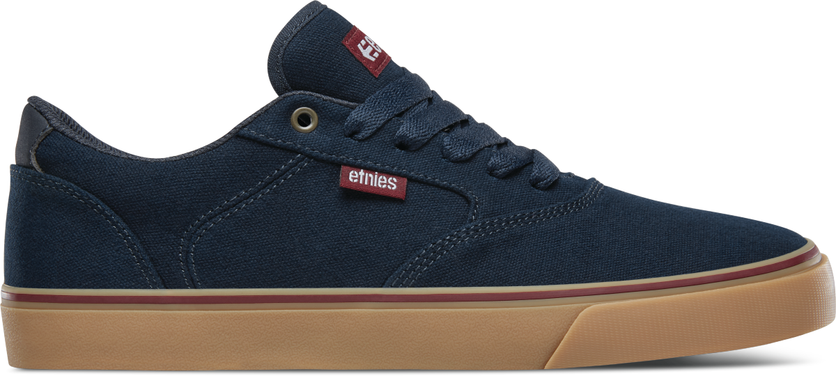 etnies Blitz blue side